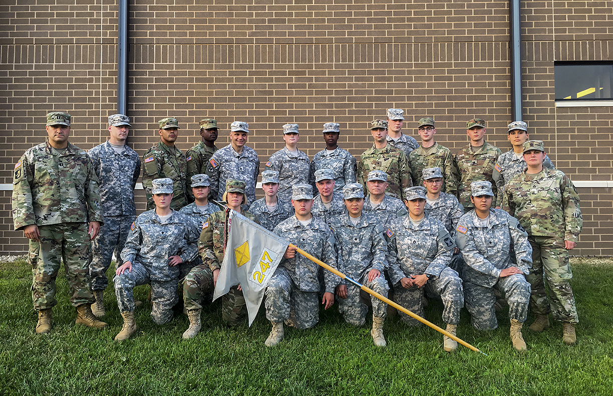 247th company photo