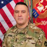 <p>CSM Robert Harris<br>Senior Enlisted</p>