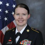 <p>SFC Sandra Johnson <br>Senior Enlisted</p>