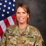 <p>MAJ Jolene Carlson<br>Commander</p>