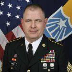 <p>CSM George Jensen<br>Senior Enlisted</p>
