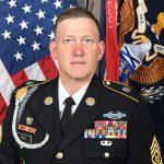 <p>CSM David Post <br>Senior Enlisted</p>